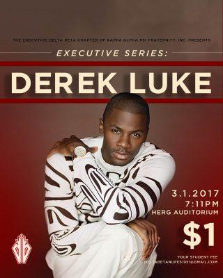 Derek Luke poster