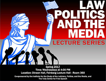 Law Politics and the Media