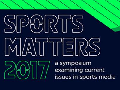 Sports Matters 2017 logo