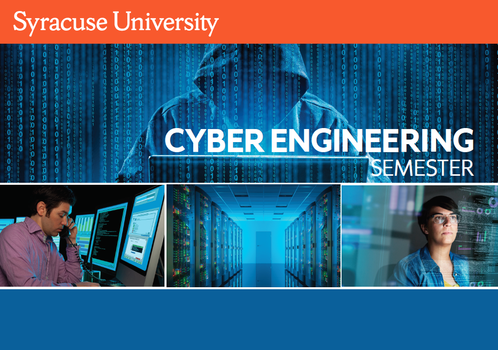Cyber Engineering Semester graphic