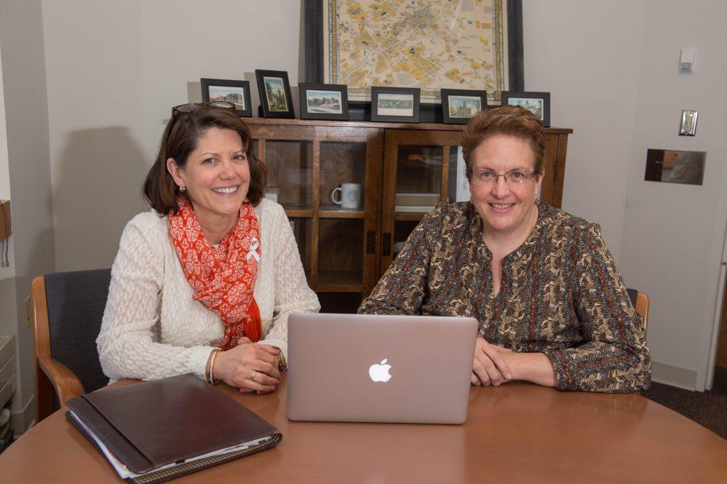 Rebecca Reed Kantrowitz and Joanna Masingila
