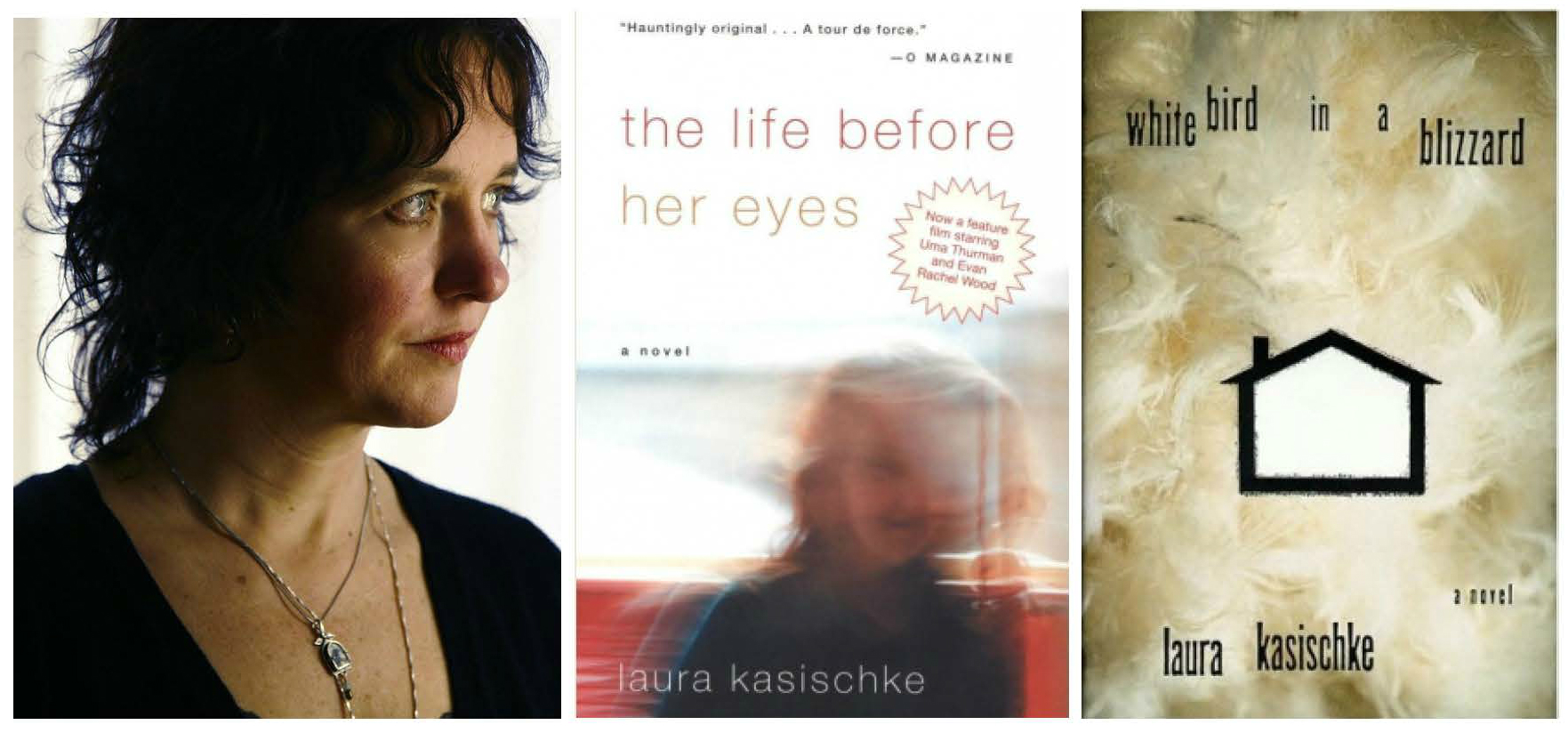 Laura Kasischke and book covers