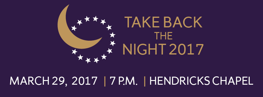 Turn Back the Night banner