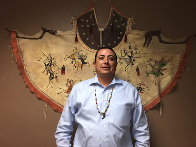 David Archambault II (Standing Rock Sioux Tribe)