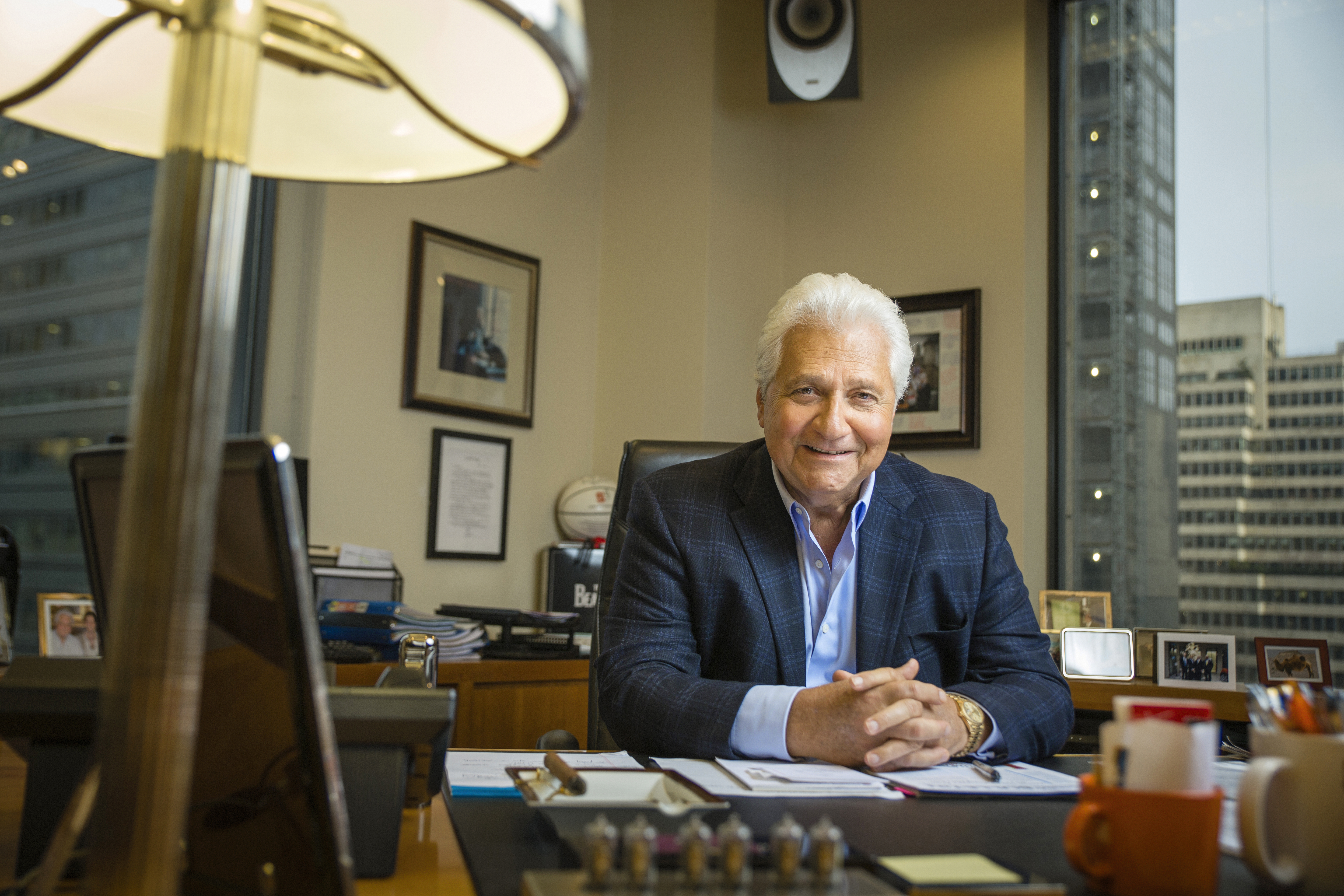 A Conversation With Martin Bandier '62' to Be Held May 1 at ...