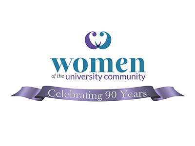 Women of the University Community banner