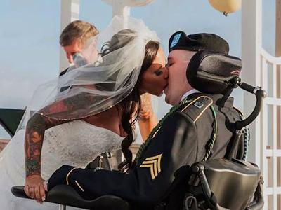 """Scene from """"American Veteran"""""""