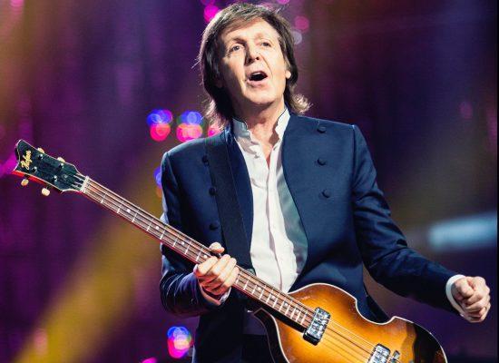 Paul McCartney.two