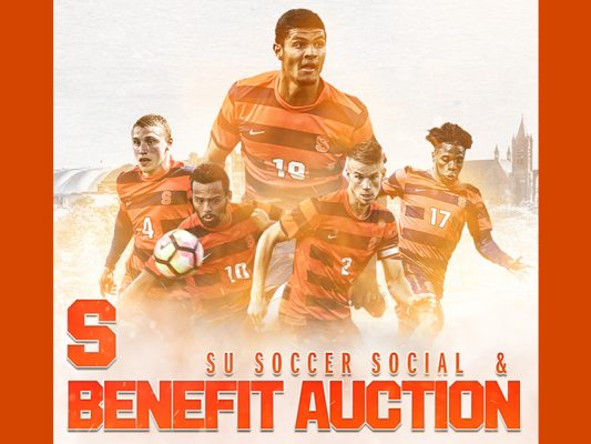 Syracuse University Soccer Social and Benefit Auction
