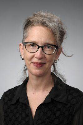 Jackie Orr Portrait