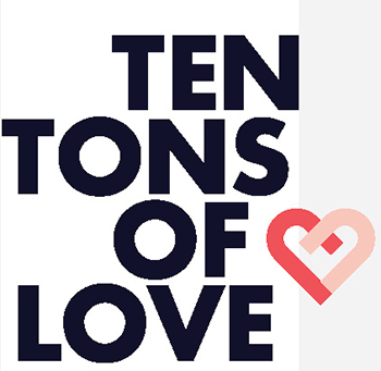 Ten Tons of Love logo