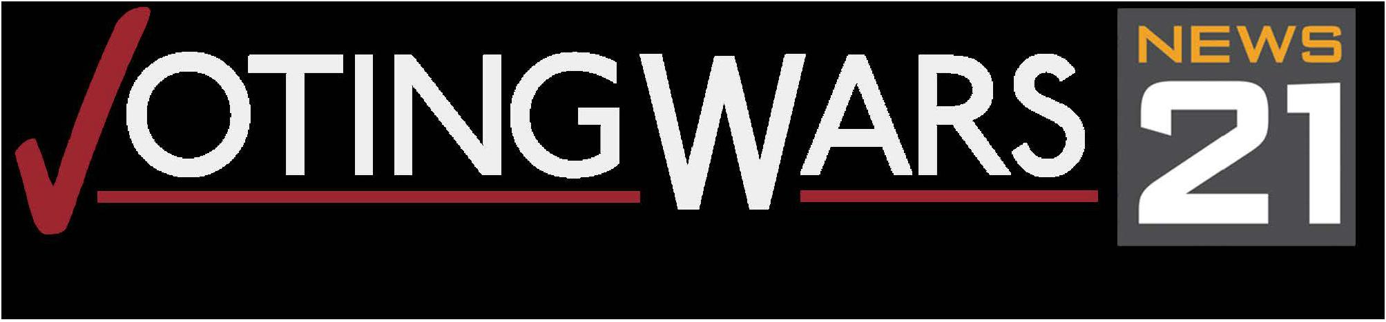 Voting Wars logo