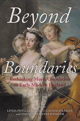 """Beyond Boundaries"" cover"