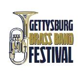 Gettysburg Brass Band Festival logo
