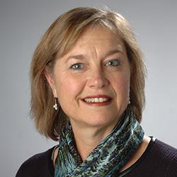 Gail Bulman Portrait