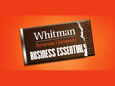 Whitman Business Essentials