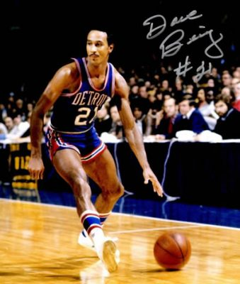 Dave Bing '66, H'06, NBA Legend, Former Detroit Mayor ...