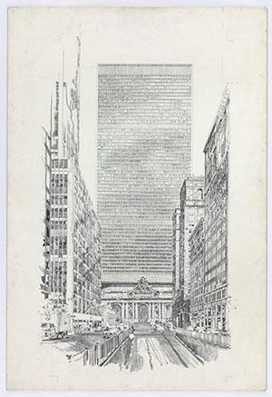 Marcel Breuer print