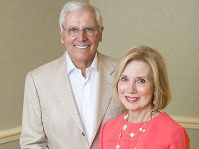 Dan and Kathy Mezzalingua