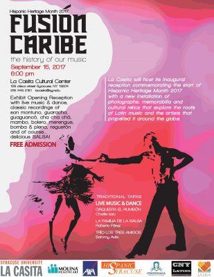 Fusion Caribe poster