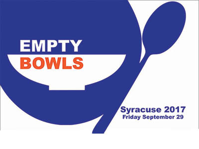 Empty Bowls graphic