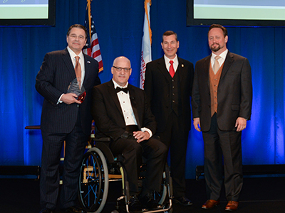 MISSION: Able award winners