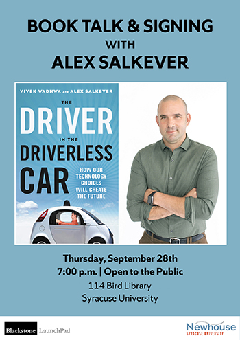 Salkever event poster