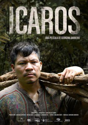 """""""ICAROS"""" poster"""