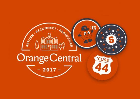 Orange Central banner
