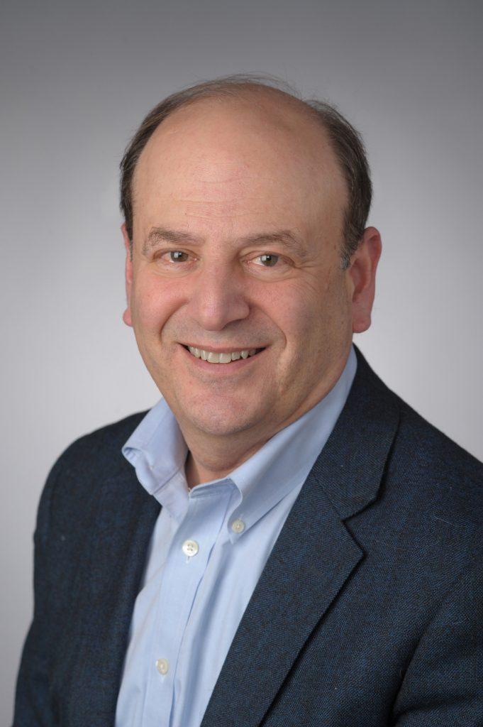 Peter Saulson Portrait