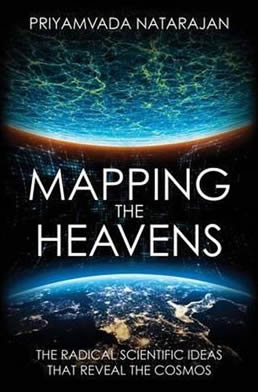 """Mapping the Heavens"" book cover"