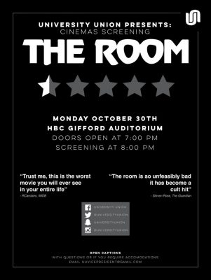 """The Room"" poster"