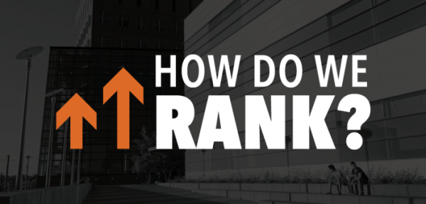 How Do We Rank? banner