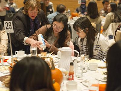 2016 International Thanksgiving Dinner