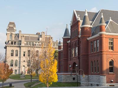 Tolley Humanities Building