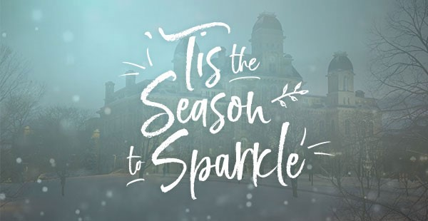 Sparkle graphic