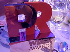 PR Week Awards graphic