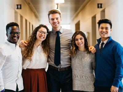 Whitman undergraduate students