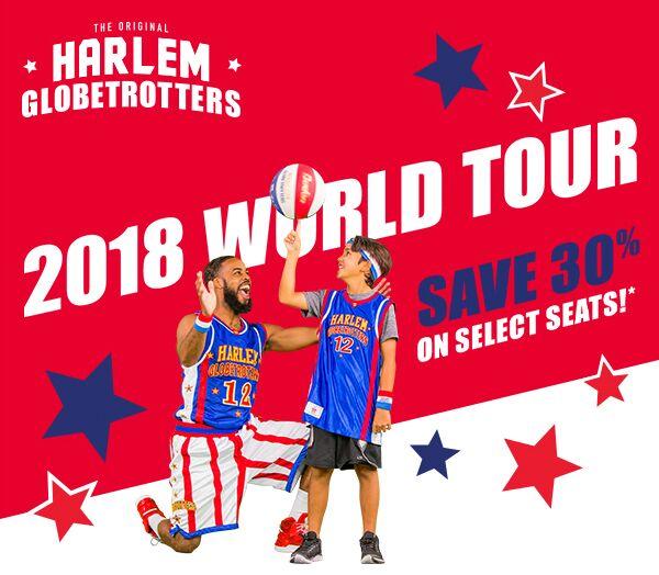 Harlem Globetrotters graphic