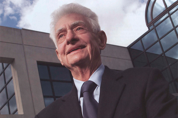 Joseph O. Lampe '53, L'55
