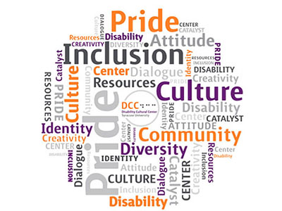 diversity and inclusion word cloud