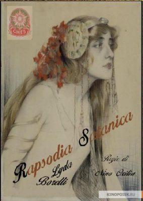 Rapsodia Satanica historic poster