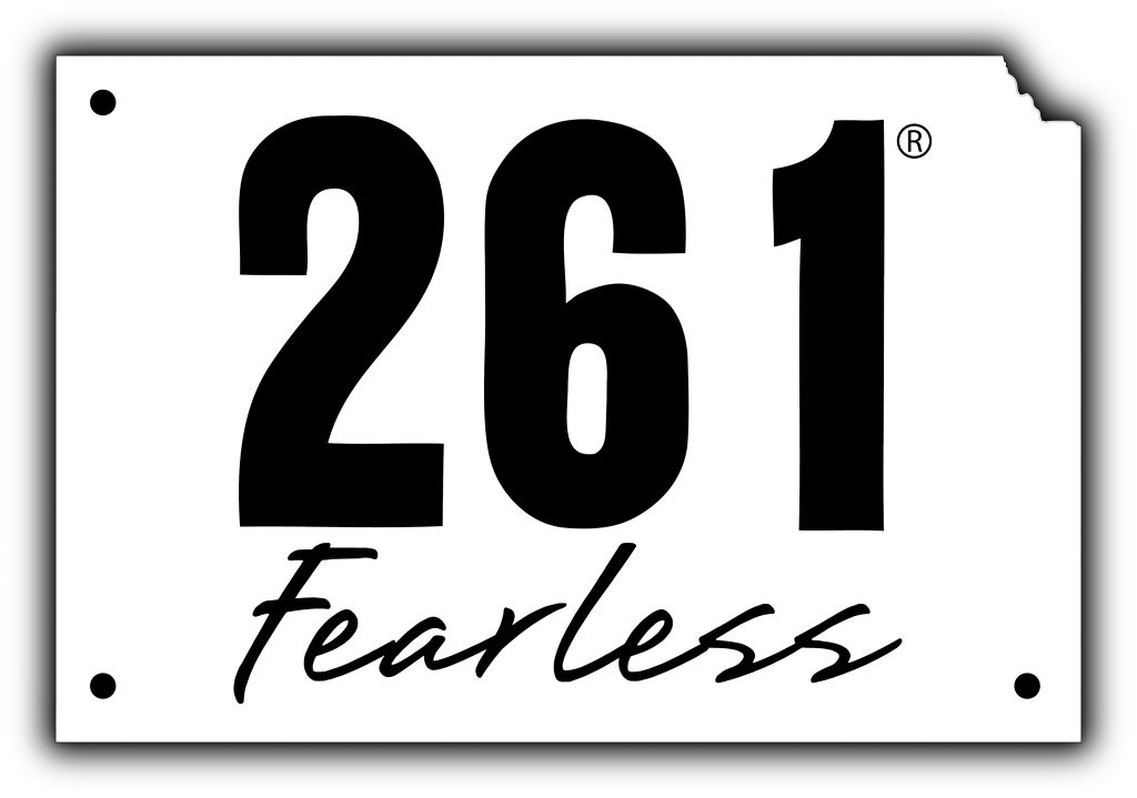 logo that states 261 Fearless