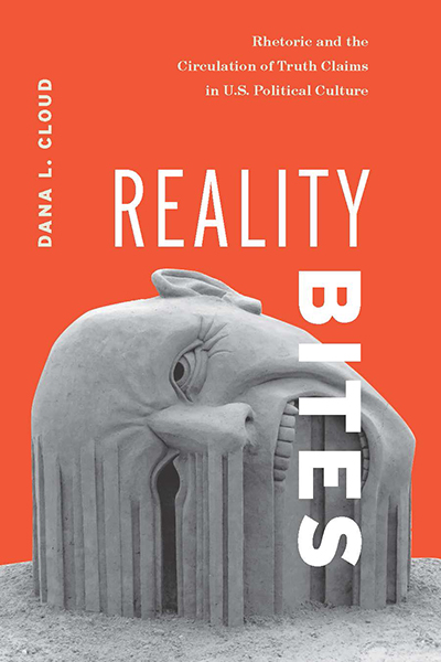 "book cover of Dana Cloud's ""Reality Bites"""