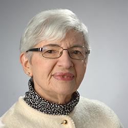 Elaine Meltzer '58, G'61