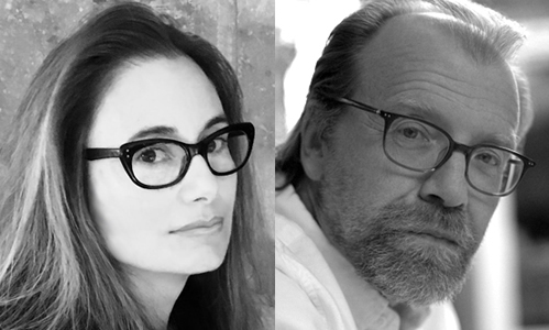 Dana Spiotta and George Saunders