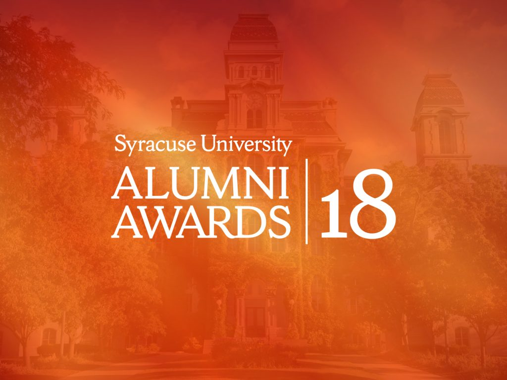 Orange Central Alumni Awards graphic