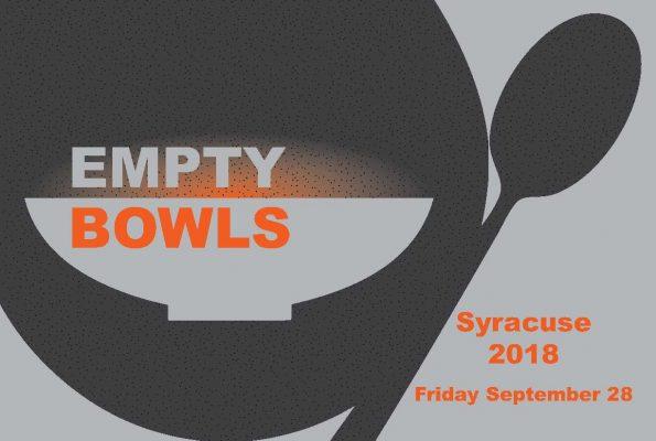 Empty Bowls graphic