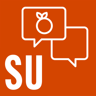Logo of the OurSyracuseU Instagram account