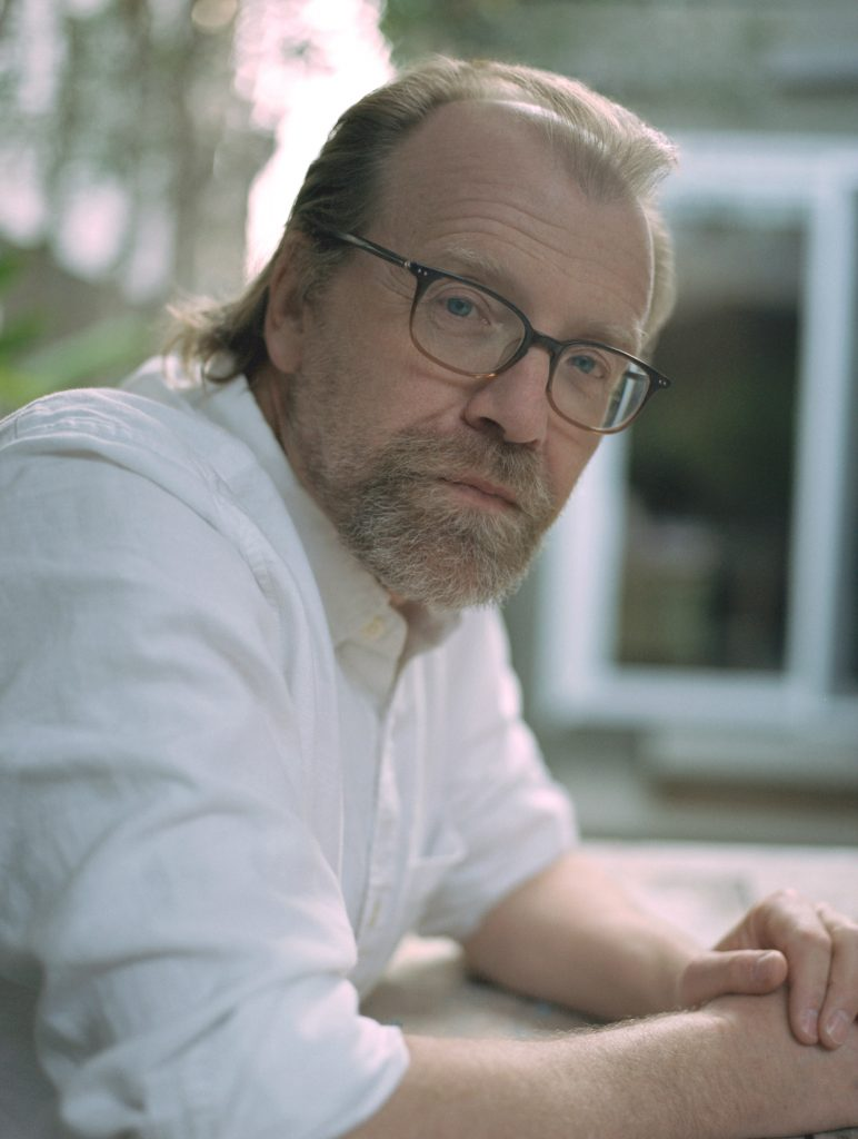 George Saunders (photo by Chloe Aftel)